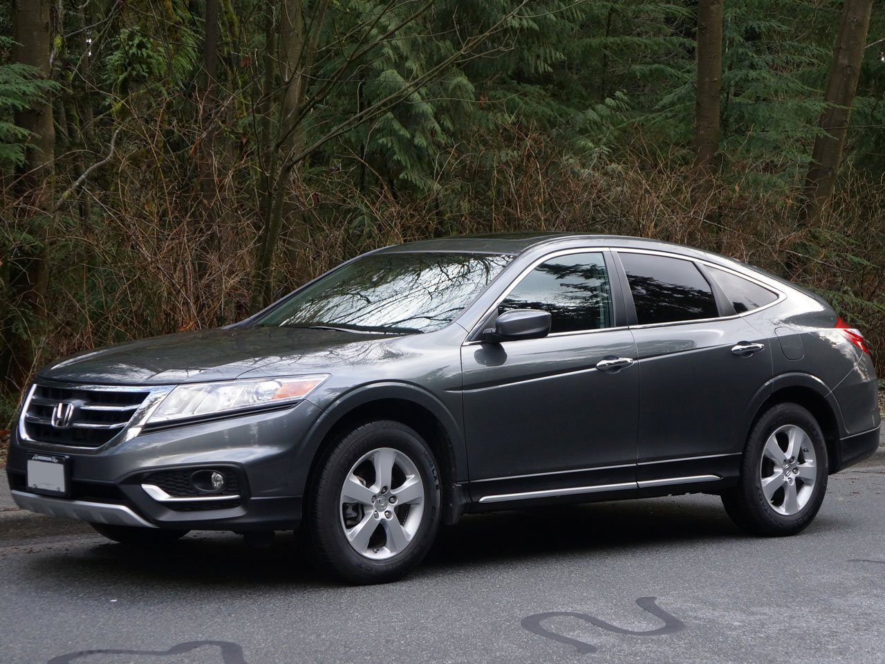 2014 honda crosstour ex l gets unveiled on the road the best auto. Black Bedroom Furniture Sets. Home Design Ideas